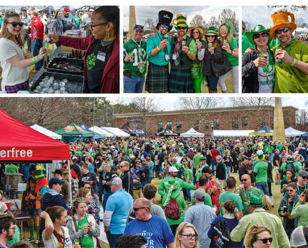 Biggest St. Paddy's Day Party